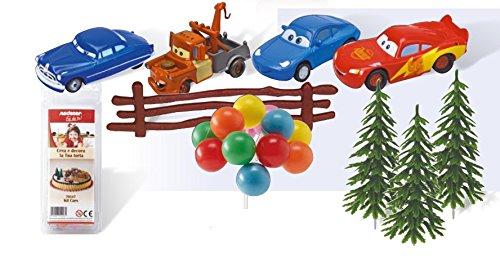 Cars kuchendeko tortendeko for Cars kuchendeko