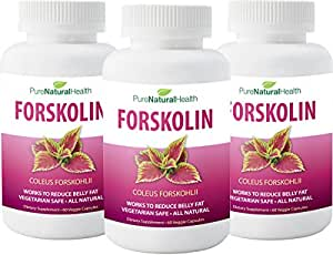Best rated pure natural forskolin amazon