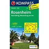 Rosenheim / Bad Aibling / Wasserburg am Inn 1 : 50 000: Wandern / Rad