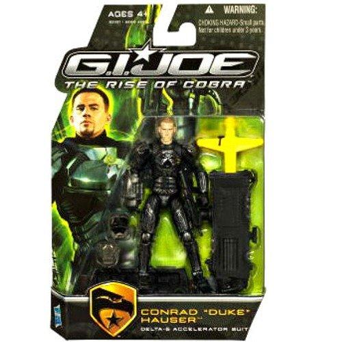 "G.I. Joe Conrad ""Duke"" Hauser Delta 5 Accelerator Suit – The Rise of Cobra – Actionfigur von Hasbro als Weihnachtsgeschenk"