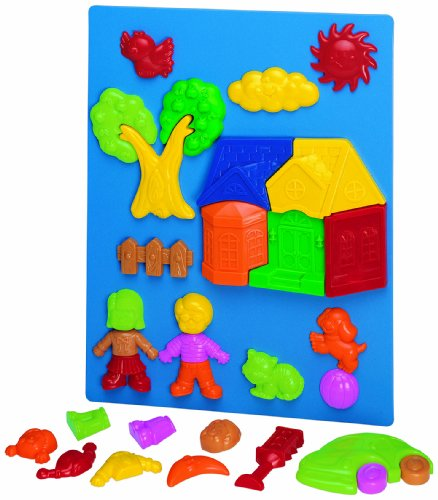megcos Magnetic Play Set