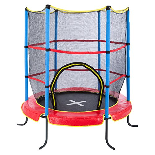 Ultrasport Kindertrampolin Indoortrampolin Jumper 140