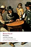 Pensées and Other Writings (Oxford Worlds Classics)