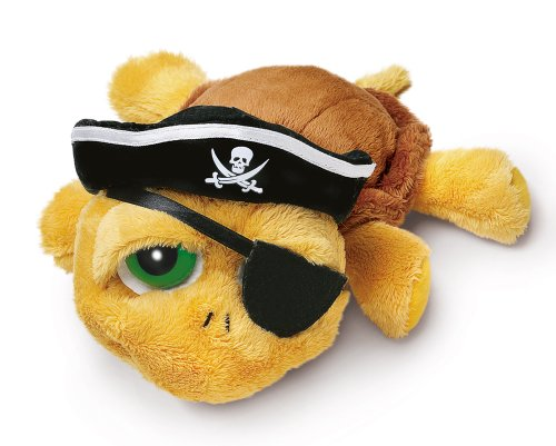 Russ Berrie Li'l Peepers Shelly Pirate - 1