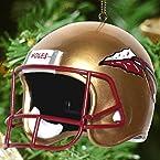 Football Helmet Ornament - Florida State