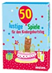 Moses 21045 - 50 lustige Spiele f�r d...