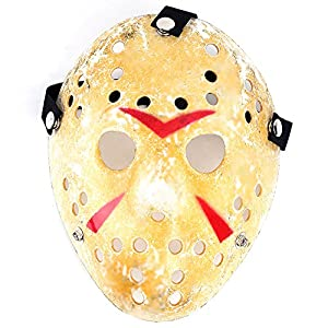 Feichen Jason masque Vendredi 13TM adulte