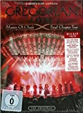 DVD & Blu-ray - Gregorian - LIVE! Masters Of Chant - Final Chapter Tour - Limited Fan Edition - Mediabook [Blu-ray+2CD]