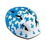 MET Buddy Childs 2013 Helmet, White/Blue Airplanes