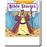 Bible Stories Coloring and Activity Book Trade Show Giveaway