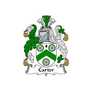 Amazon Com Carter Family Crest Coat Of Arms Mouse Pad