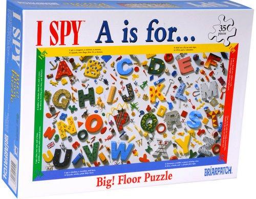 Buy Low Price Briar Patch I Spy Monster Workshop Jigsaw