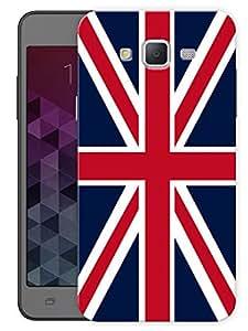 "Humor Gang British Flag Printed Designer Mobile Back Cover For ""Samsung Galaxy J5"" (3D, Matte, Premium Quality Snap On Case)"