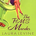 The PMS Murder: A Jaine Austen Mystery Audiobook by Laura Levine Narrated by Brittany Pressley