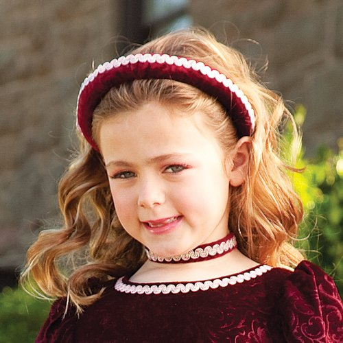 Princess Paradise - Renaissance Princess Child Headband