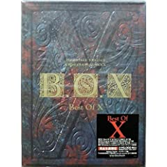 B.O.X.〜Best Of X〜(X JAPAN)