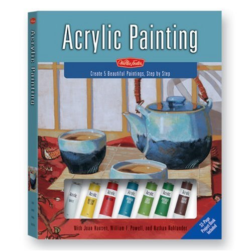 Acrylic Painting: A Complete Painting Kit for Beginners