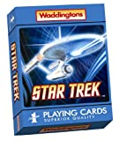 Waddingtons Number1 Playing Cards - Star Trek