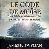 Le code de Moïse - Livre audio 2 CD