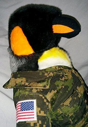 Plush Penguin 18