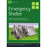 Mylar Tent, Emergency Safety Tent, Mylar Safety Shelter Kit Includes 20 Of Cord