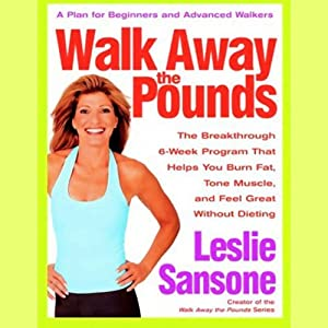Walk Away the Pounds Audiobook