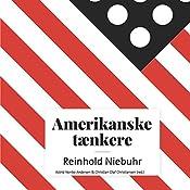 Reinhold Niebuhr (Amerikanske tænkere)   Astrid Nonbo Andersen, Christian Olaf Christiansen