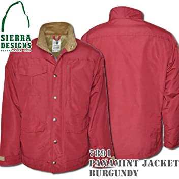 Panamint Jacket 7891: Burgundy