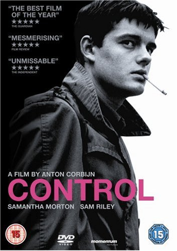 Control [DVD] - Anton Corbijn