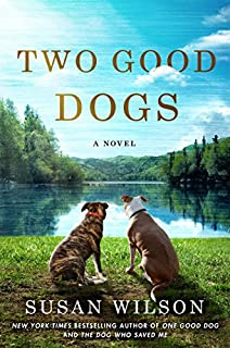 Book Cover: Two Good Dogs: A Novel