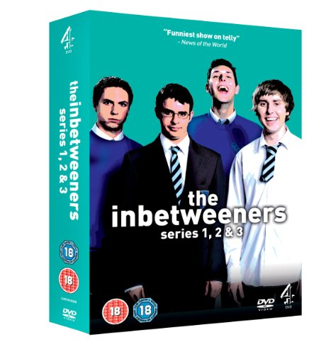 The Inbetweeners - Series 1-3 - Complete [DVD]
