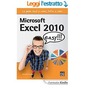 Microsoft Excel 2010 easy