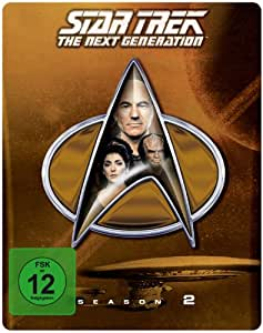 Star Trek: The Next Generation - Season 2 (Steelbook, exklusiv bei Amazon.de) [Blu-ray] [Limited Collector's Edition] [Limited Edition]
