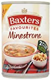 Baxters Favourites Minestrone Soup 400 g (Pack of 12)