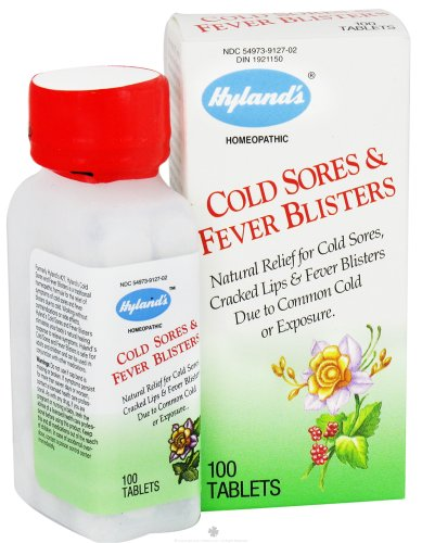 Hyland's - Cold Sores & Fever Blisters, 100 tablets