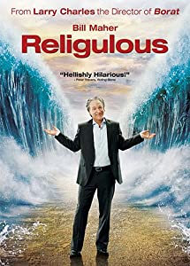 Cover of &quot;Religulous&quot;