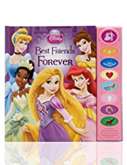 Disney Princess Best Friends Forever Sound Book