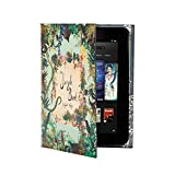 KleverCase Book Case for Amazon Kindle, Nexus, Galaxy, Nook, Hudl, Kobo and most 7 inch tablet browsers - Jungle Book