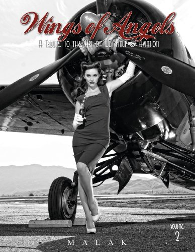 Wings of Angels, Volume 2: A Tribute to the Art of World War II Pinup & Aviation