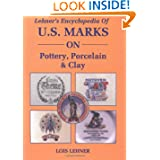 Lehner's Encyclopedia Of US Marks On Pottery, Porcelain Clay
