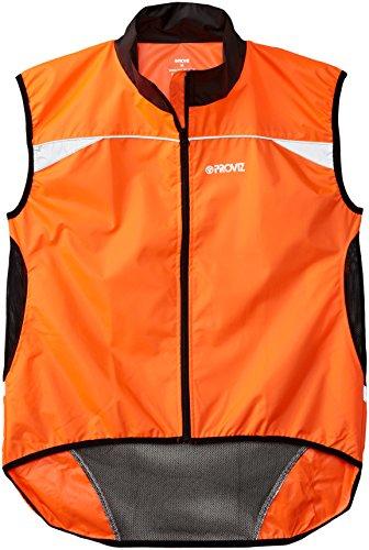 Proviz Gilet, Safety Orange, X-Large (Cycling Velcro Patch compare prices)