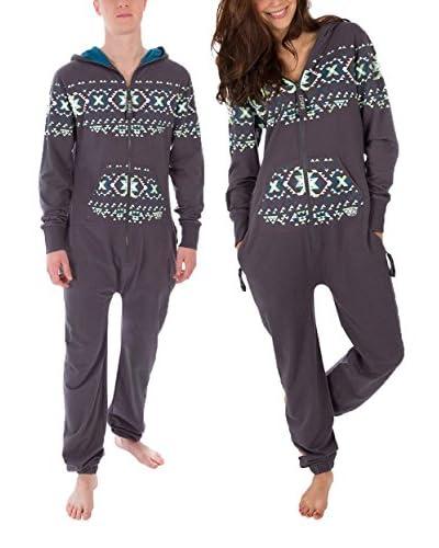ZipUps Summer Mono-Pijama