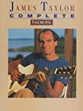 James Taylor - Complete, Vol 1: Piano/Vocal/Chords