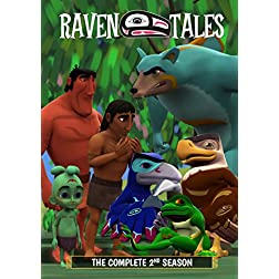 Raven Tales: Season Two