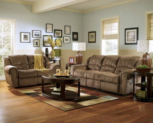 Buy Low Price AtHomeMart Brown Reclining Sofa, Loveseat, Recliner Set (ASLY6880088_680086_6880025_3PC)