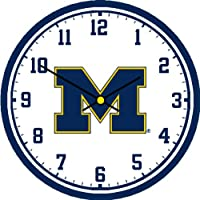 Michigan Clock 12 Inch Diameter