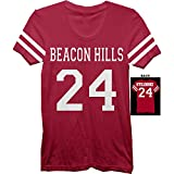 Teen Wolf: Stiles Lacrosse Tee - Girls