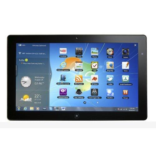 Samsung Series 7 XE700T1A-A03US 11.6-Inch Slate (128 GB, Win 7 HP) - Dock and Keyboard Included [並 行 輸 入 品]