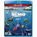 Finding Nemo [Blu-ray 3D + Blu-ray] [Region Free]