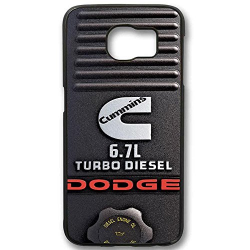 Cummins Turbo Diesel Engine for Samsung Galaxy Case (Samsung galaxy S6 black) (Cummins Turbo Diesel Engine compare prices)